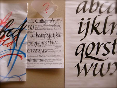 The Script of Being | Drawing Words and the Orienteering of Alphabets