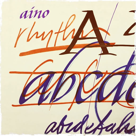 Focusing: the Flow of Ideas, Strokes and Inspiration: Teaching Calligraphy and Designed Exploration