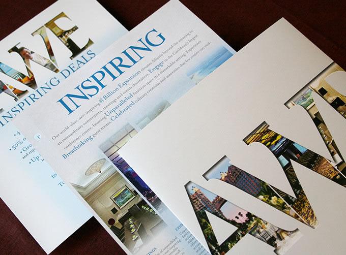 Kerzner Atlantis Marketing Brochure