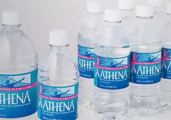 Athena Bottle Labeling