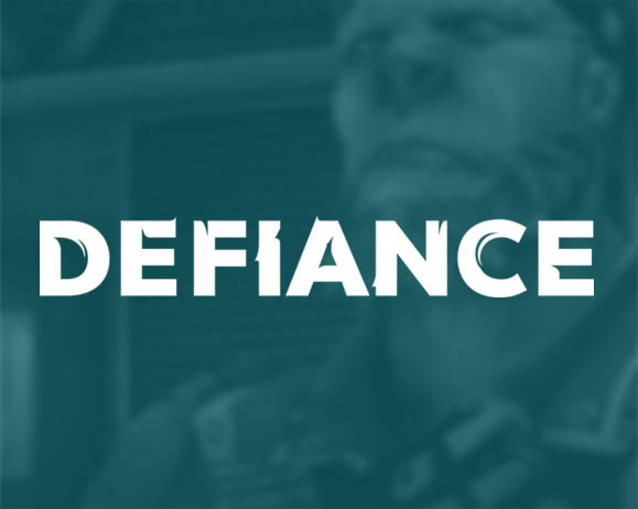 SYFY Defiance Alphabet