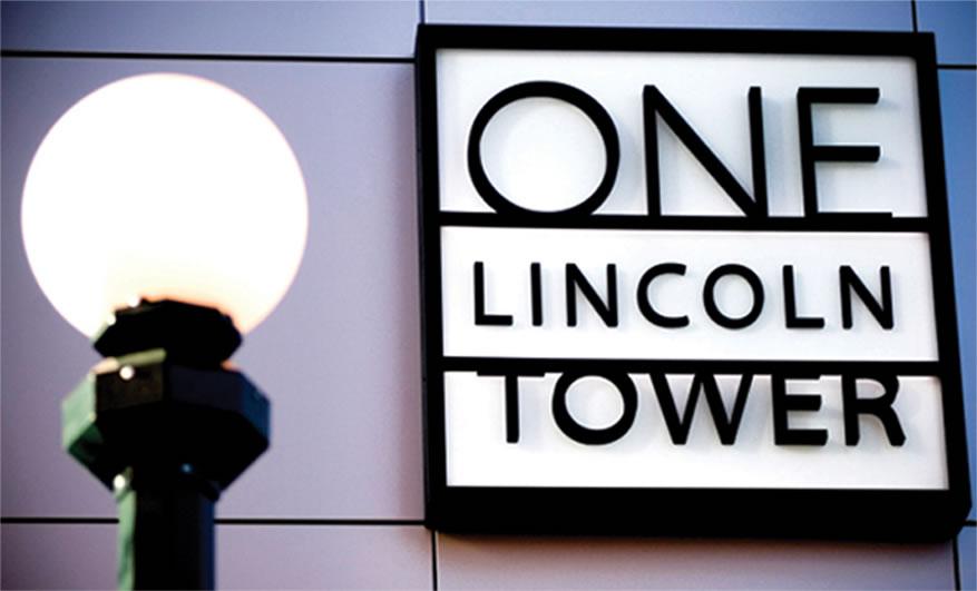 Lincoln Square Signage