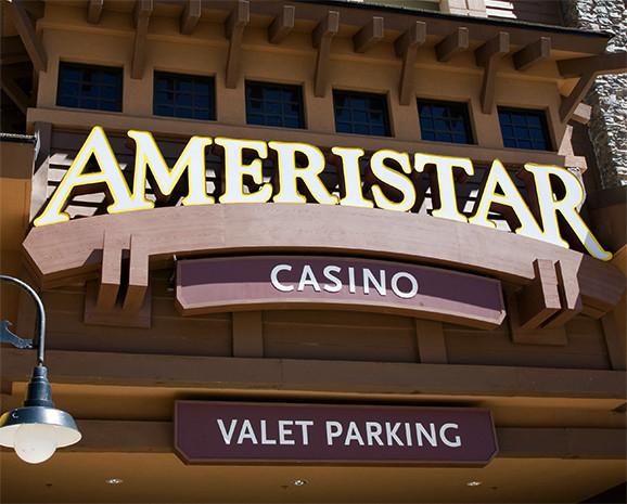 Ameristar Casinos Signage