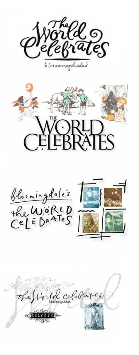 Bllomingdale's Celebrate Concepts