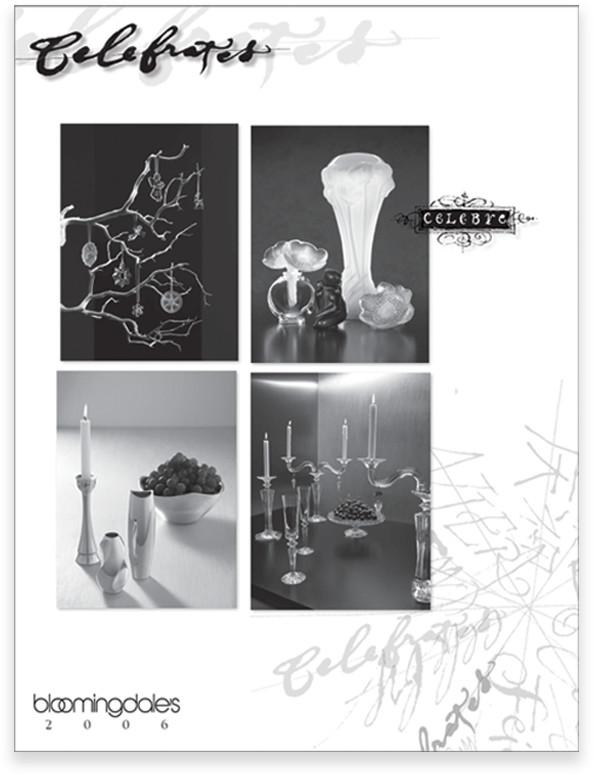 Bloomingdale's Celebrate Catalog