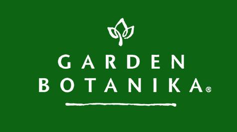 Garden Botanika Logo and Brandmark