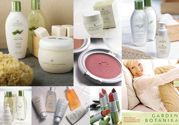 Garden Botanika Products