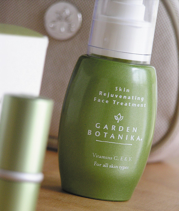 Garden Botanika Packaging