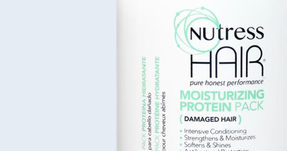Nutress Hair Packaging
