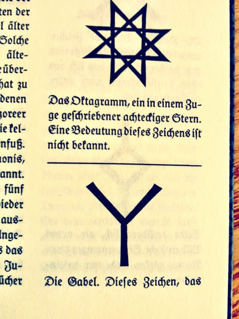 The Sign And The Symbol The Signal Of The Sigil Rudolf Kochs