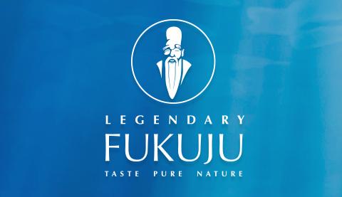 Fukuju Logo and Brandmark