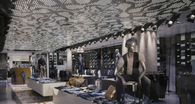 Harvey Nichols Interior Design