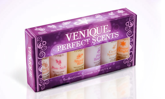 Sally Beauty Venique Packaging