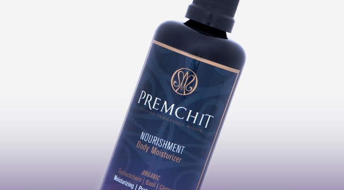Premichit Bottle Label