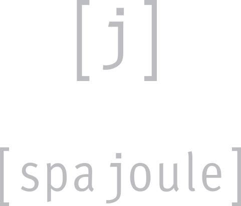 Spa Joule Logo and Brandmark