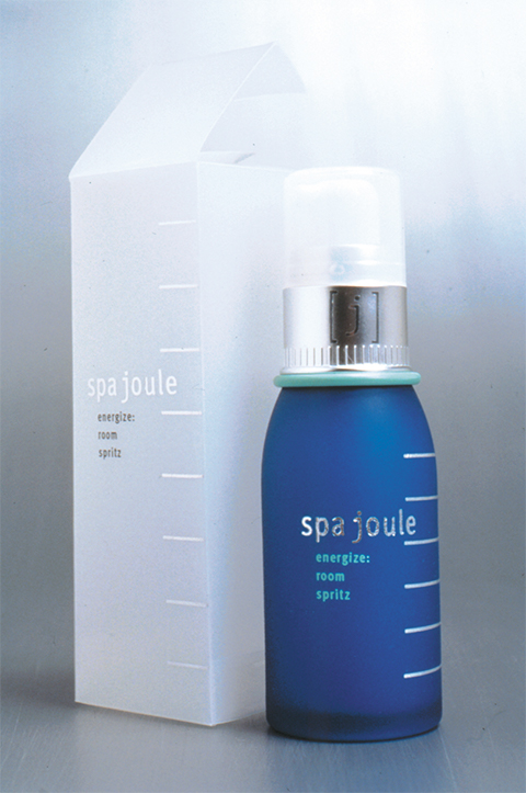 Spa Joule Packaging