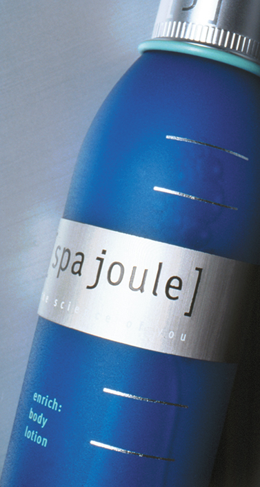 Sp Joule Bottle Label