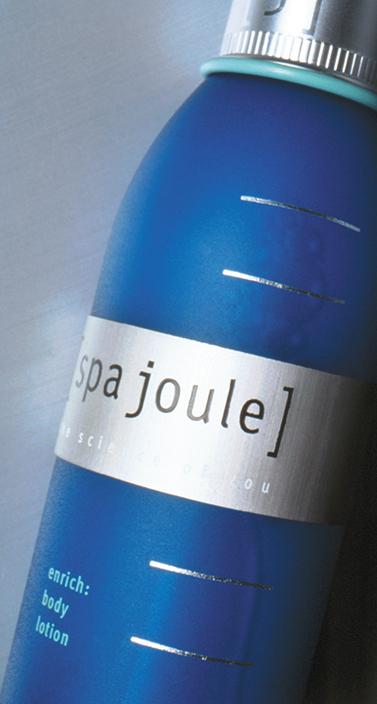 Sp Joule Bottle Label