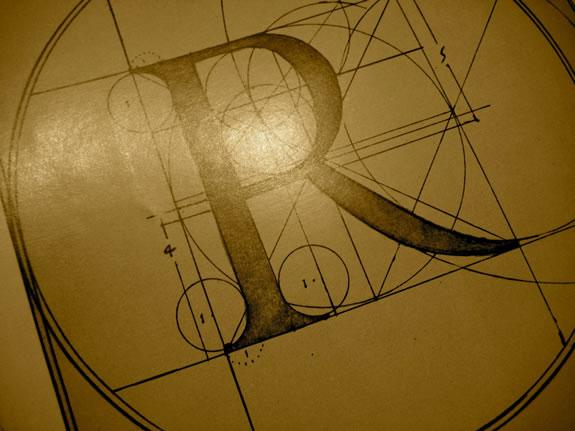 Typographicum Mysterium | The Warp and Weft of the Alphabet