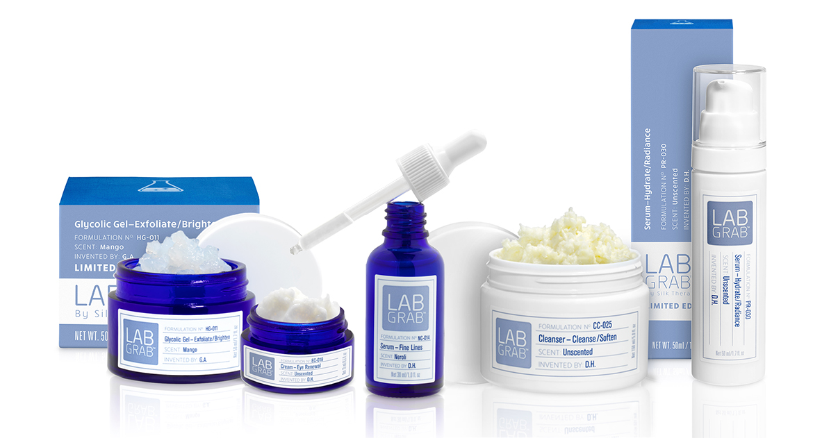 Silk Therapeutics Product Packaging
