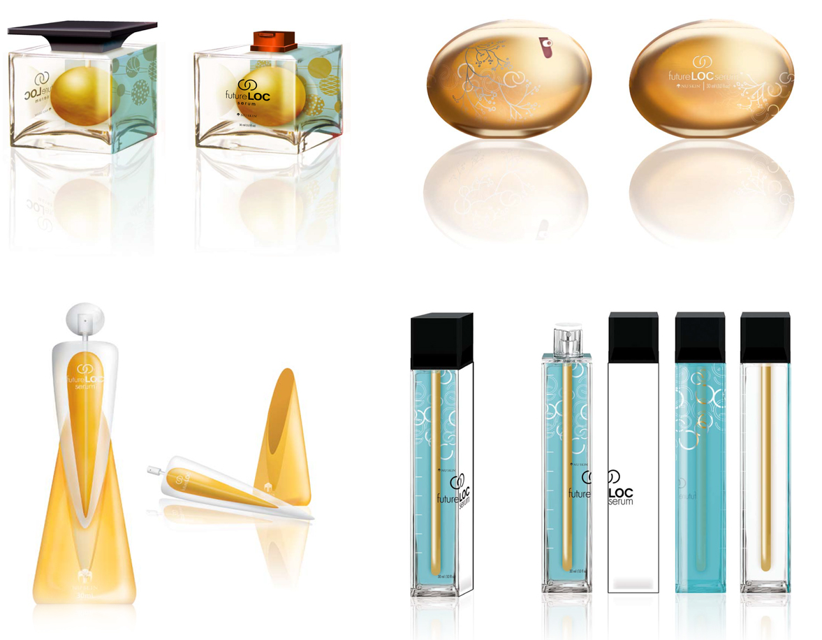 Nu Skin Packaging Concepts