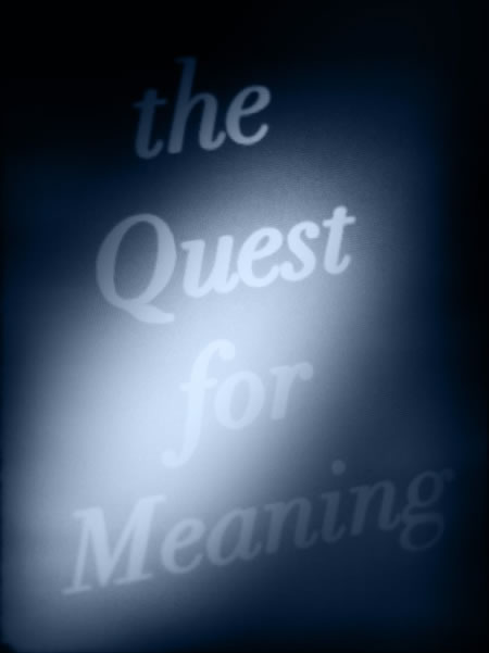 BRAND QUEST | THE SEARCH FOR MEANING