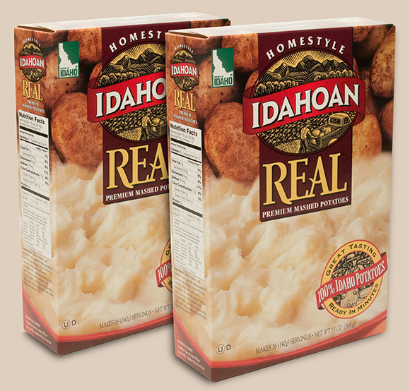 Idahoan Packaging