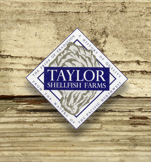 Taylor Shellfish Farms Logo