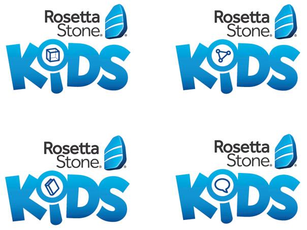 Rosetta Stone | GIRVIN | Logo Types