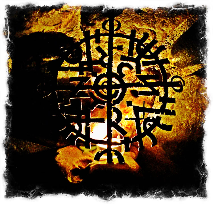 TALISMANIC BOOKS: THE CALLIGRAPHIC SCRIPT AS A SIGIL — MARKS OF