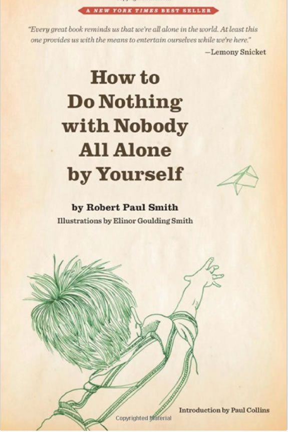 YOU CAN DO NOTHING | MEDITATIONS ON SOLITUDE AND QUIETUDE