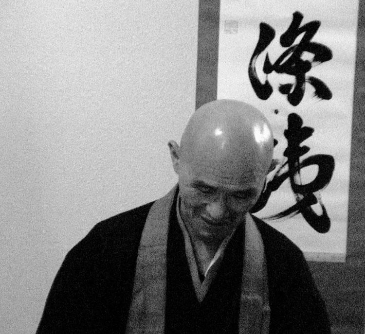 LISTENING TO A ZEN MASTER: ROSHI HARADA SHODO