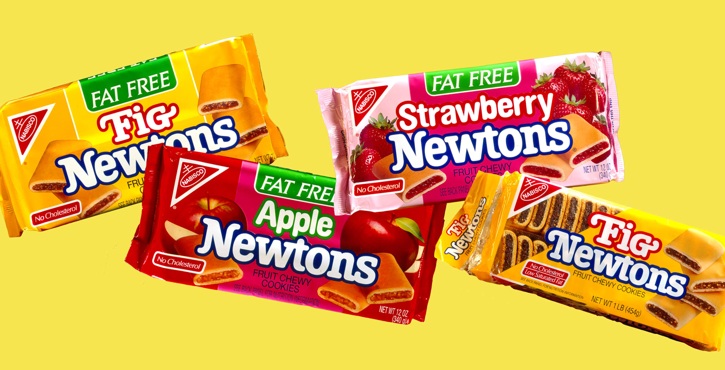 Nabisco Fig Newtons Packaging