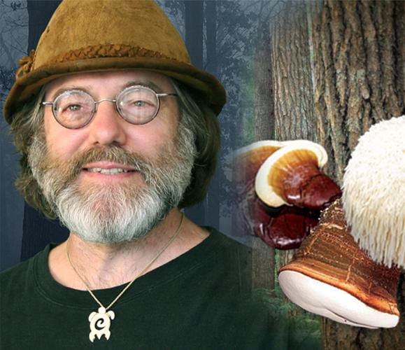GIRVN   Fungi Perfecti   Paul Stamets