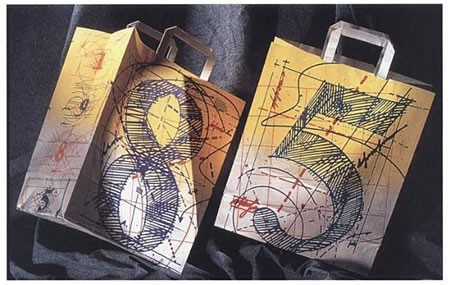 THE COMPASS, THE RULE, THE CURVE: THE CARTOGRAPHY OF THE ALPHABET