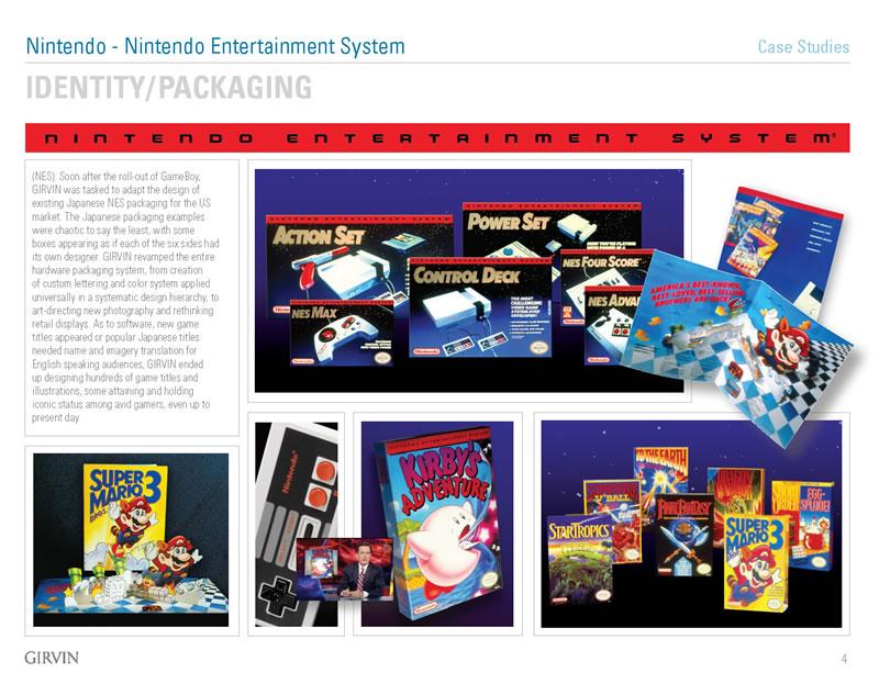 NINTENDO NEBULA | DESIGNING GAME WORLDS