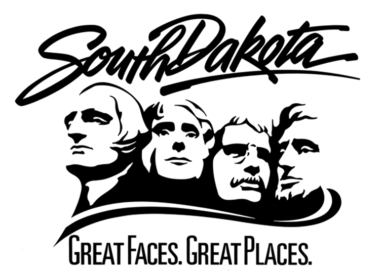 South Dakota Logo and Tagline
