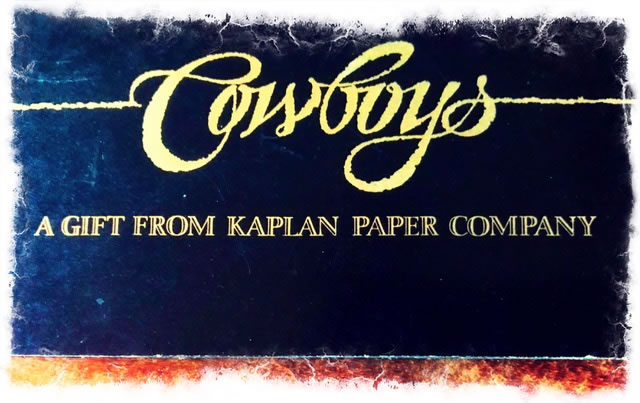 COWBOY UP | BRAND STRATEGY AND DESIGN FOR COWBOYS