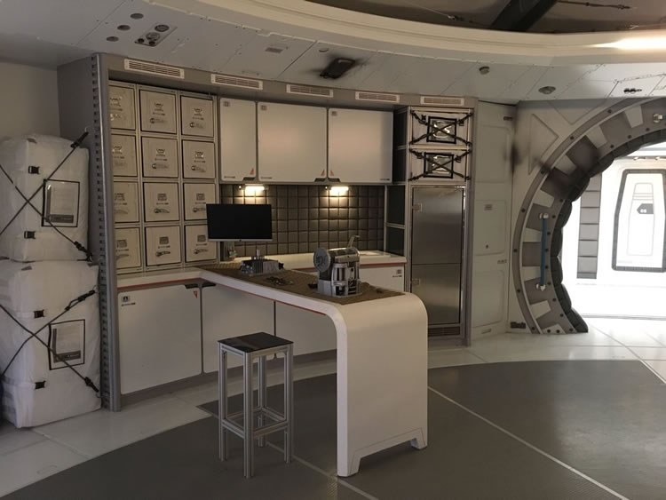 """THE DESIGN OF """"LOST IN SPACE """" NETFLIX 2018 