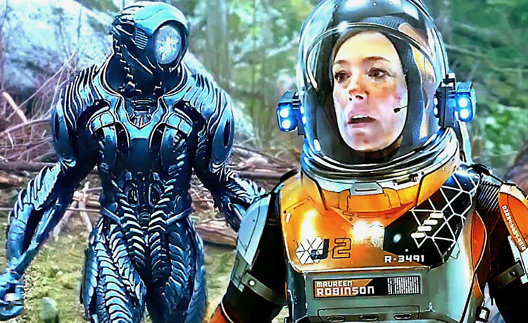 "THE DESIGN OF ""LOST IN SPACE."" NETFLIX 2018"