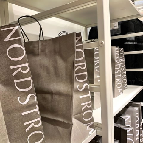 THE OPENING OF THE NYC NORDSTROM FLAGSHIP STORE