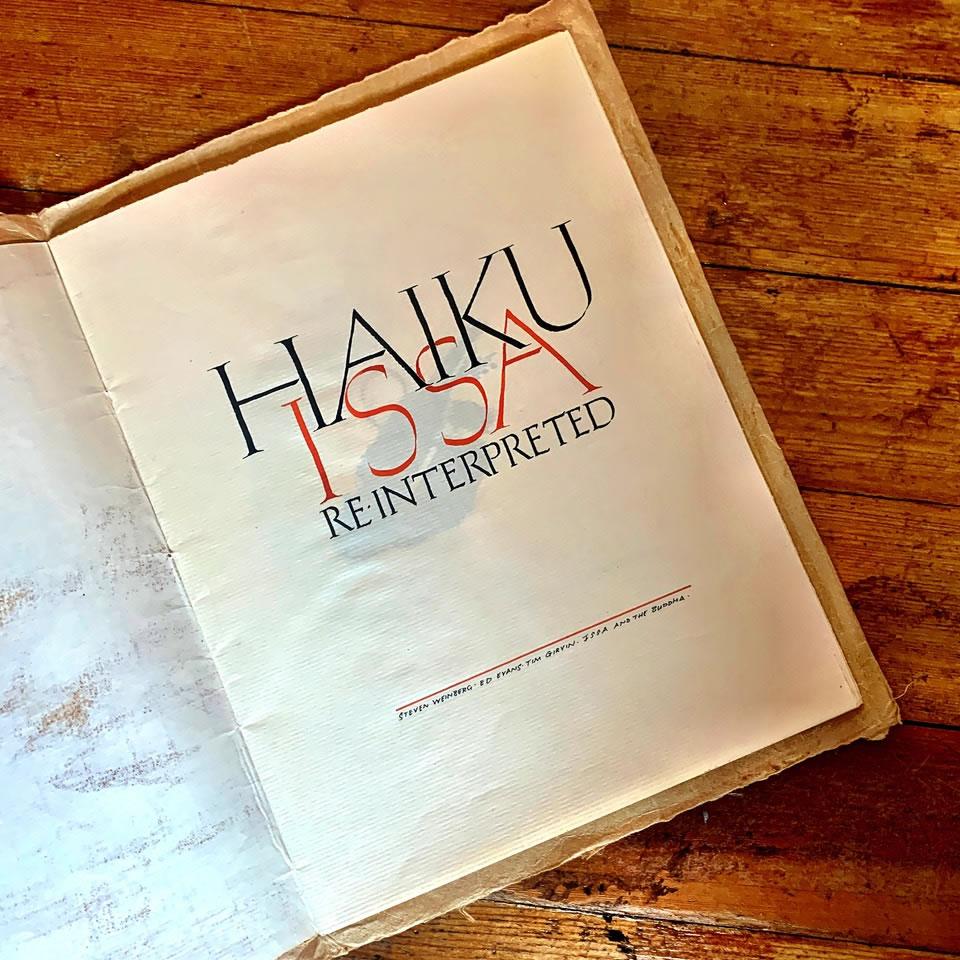 THE HAIKU OF SCOTT OKI