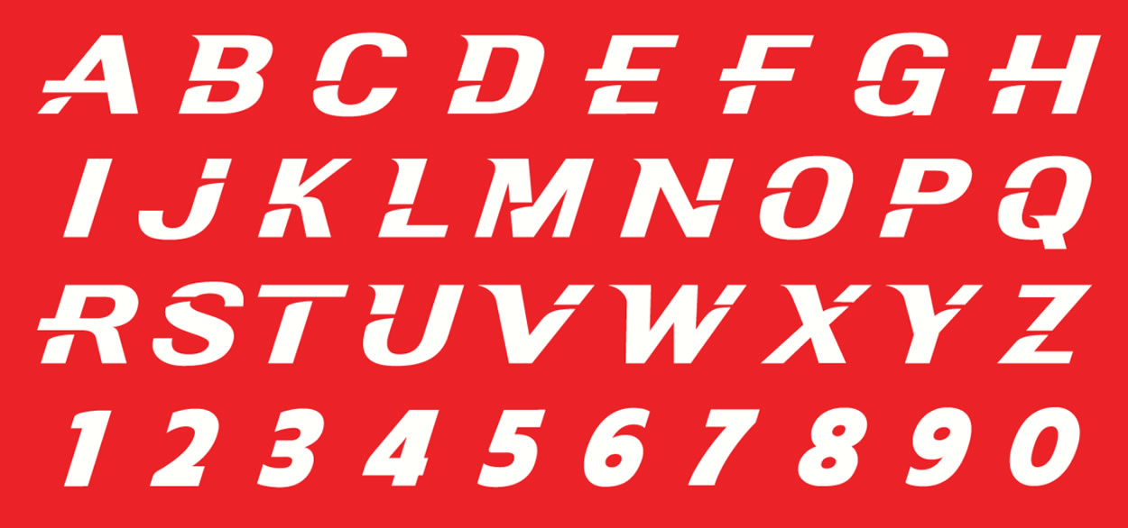 ALPHABETICAL WISDOM | TAILORED TYPE IN THE CRAFT OF THE HANDMADE BRAND