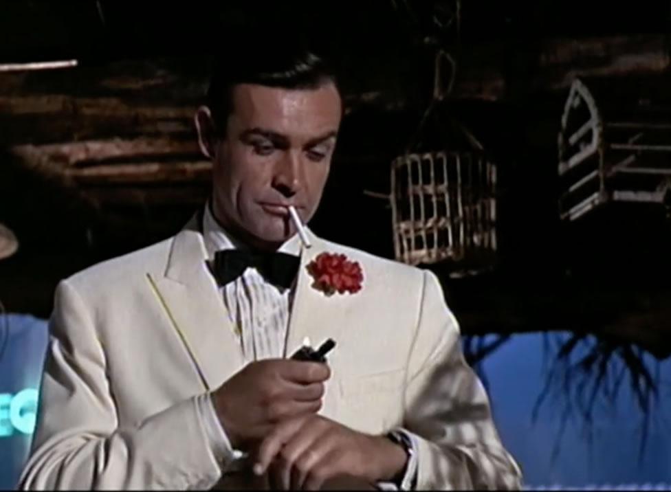 THE UNTOUCHABLE: MR. BOND