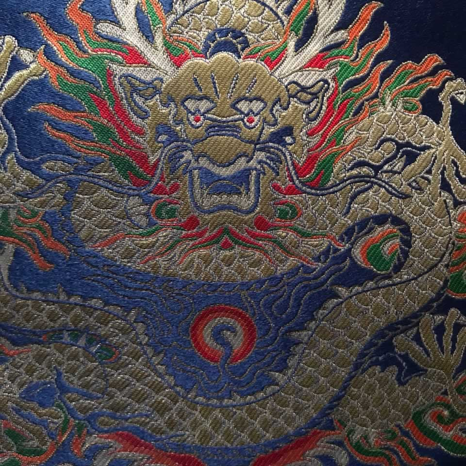 THE SYMBOLISM OF THE DRAGON