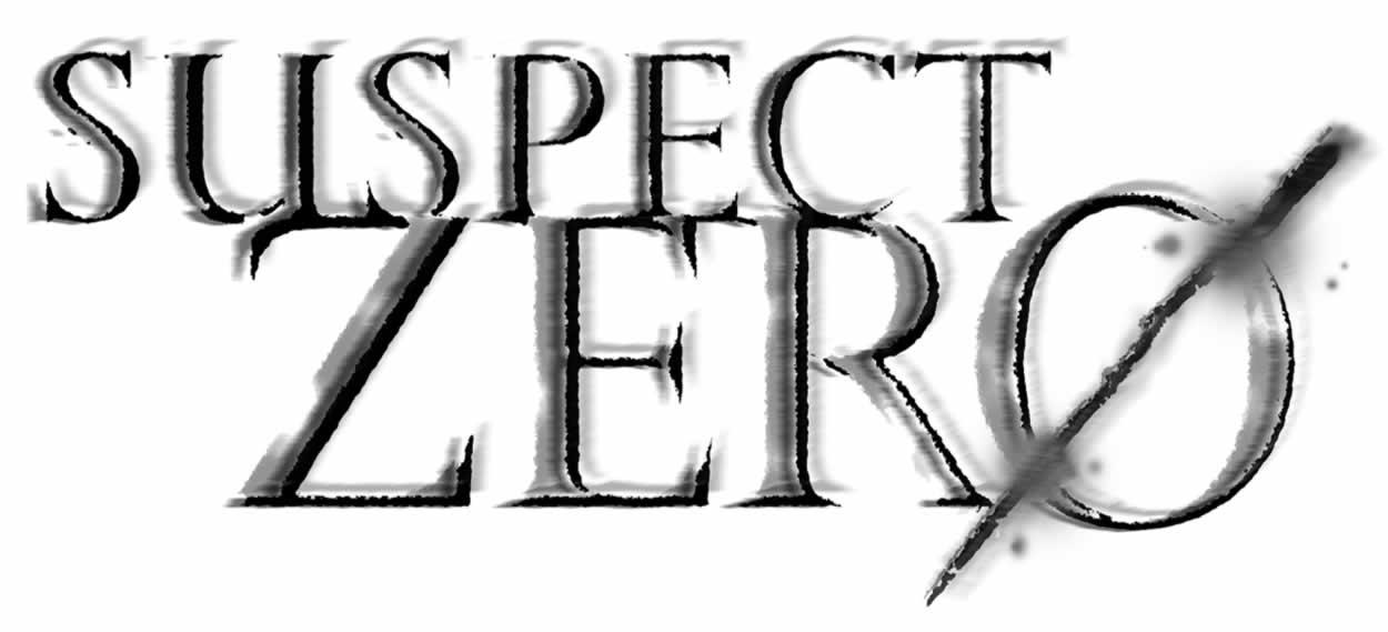 "SUSPECT ZERO | BRAND THINKING ON ""REMOTE VIEWING""?"