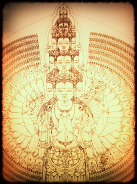 THE GEOMETRY OF SPIRITUALITY--SACRAL ALIGNMENTS