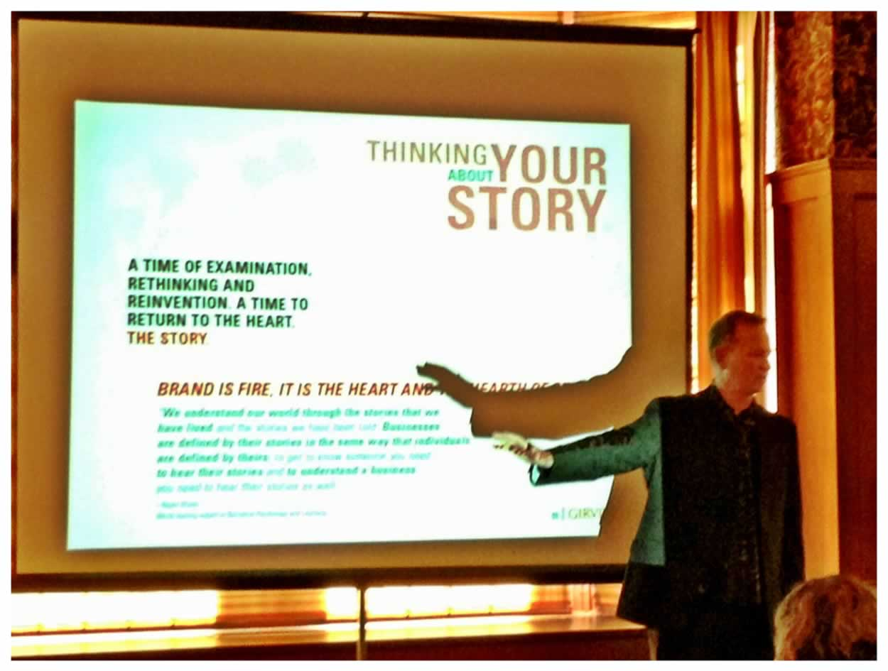 THE TIERING OF THE TALES | BRAND STORYTELLING AS A PROPOSITION OF LEADERSHIP