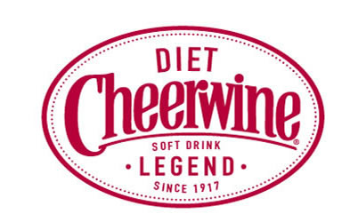 Cheerwine Label Diet Label