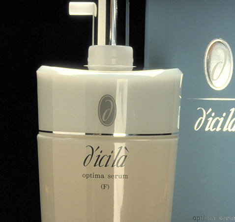 Shiseido d'icila Packaging